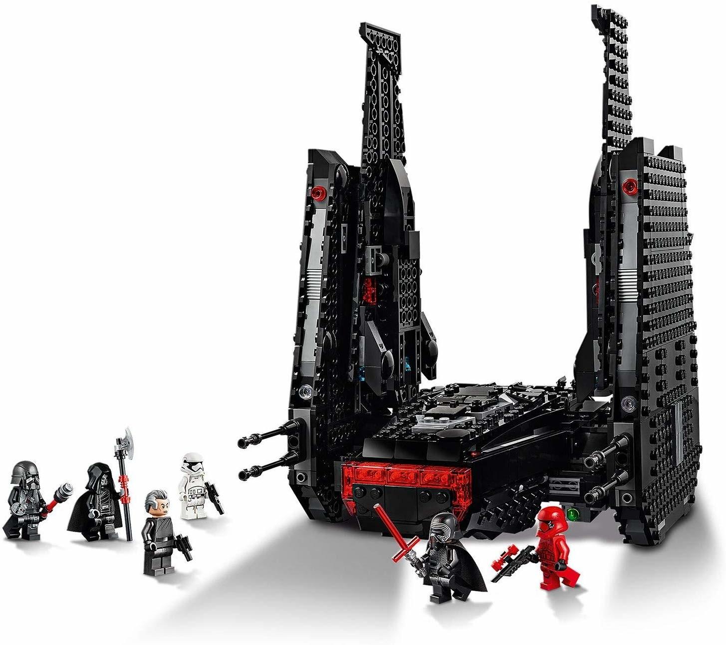 Kylo Ren S Shuttle Lego Star Wars Set 75256