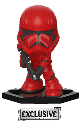 Sith Trooper Mystery Minis Star Wars Rise Of The Skywalker Action Figure