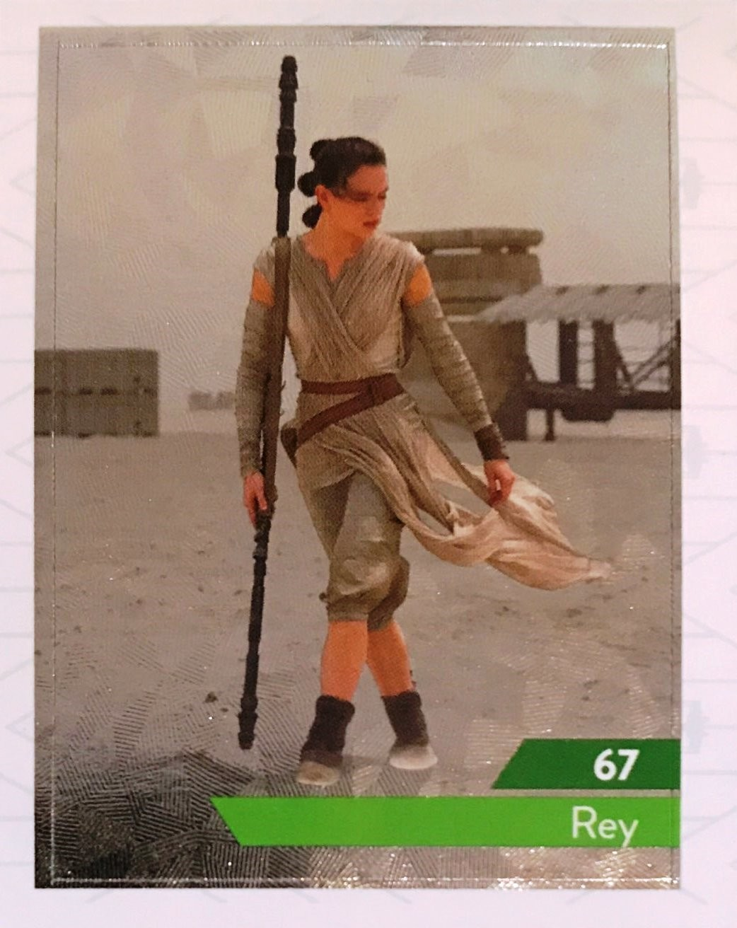 Stickers Star Wars Leclerc 2019 Numero 70 Amiral Ackbar