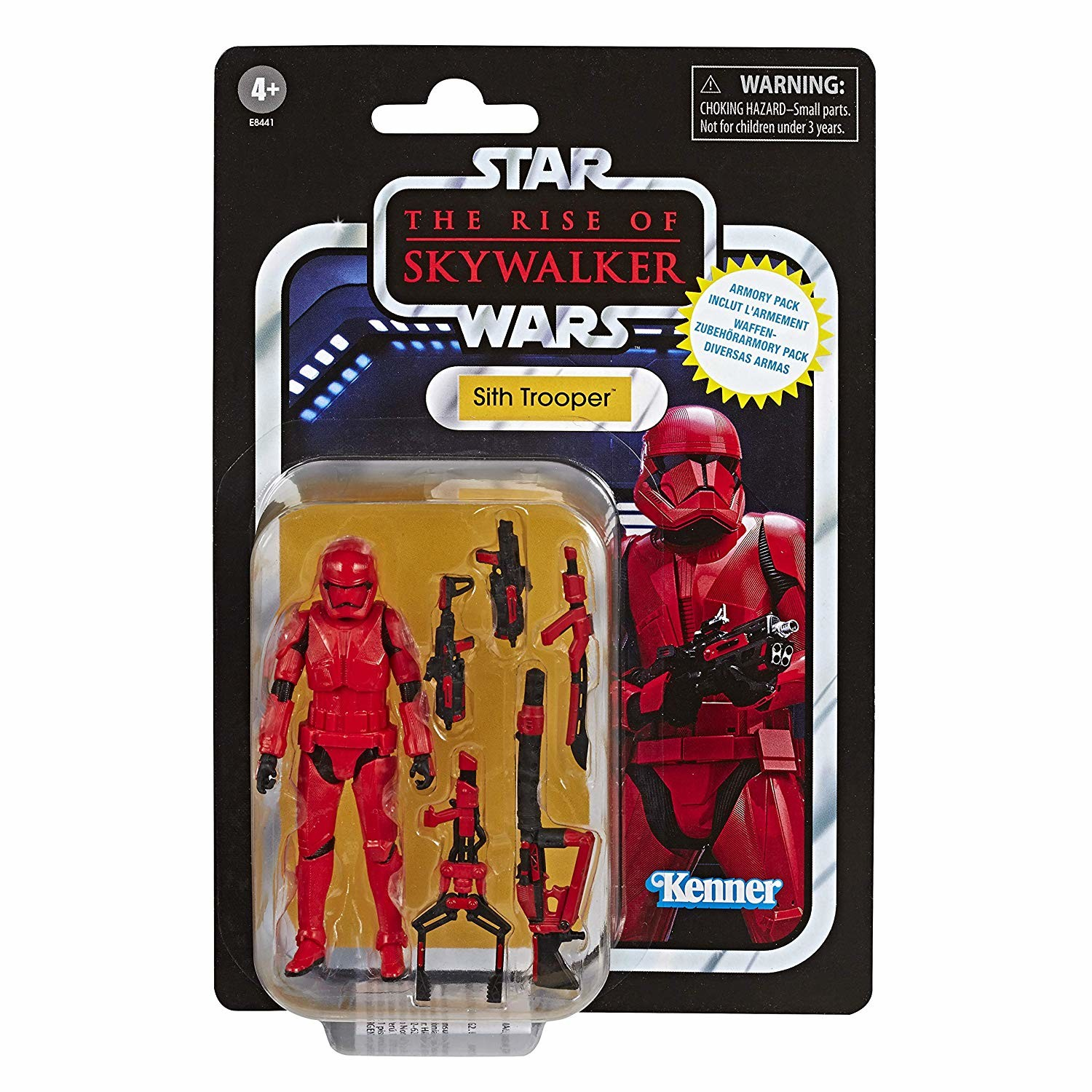 """STAR WARS the vintage collection SITH TROOPER 3.75/"""" Rise of Skywalker VC162"""