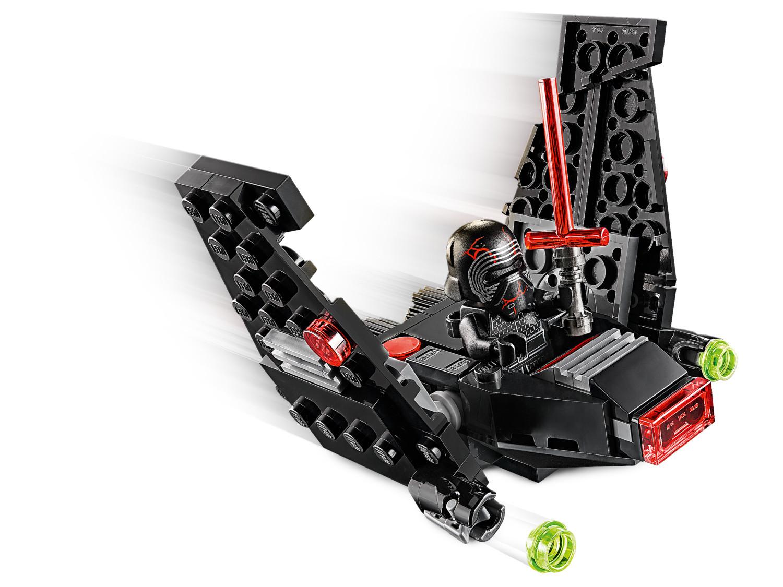 Kylo Ren S Shuttle Microfighter Lego Star Wars Set 75264