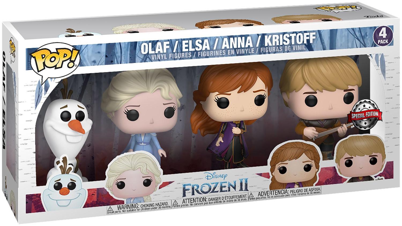 Funko Pop Vinyl Disney Frozen Kristoff Figure