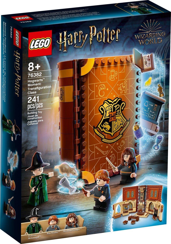 Hogwarts Moment Transfiguration Class - LEGO Harry Potter ...